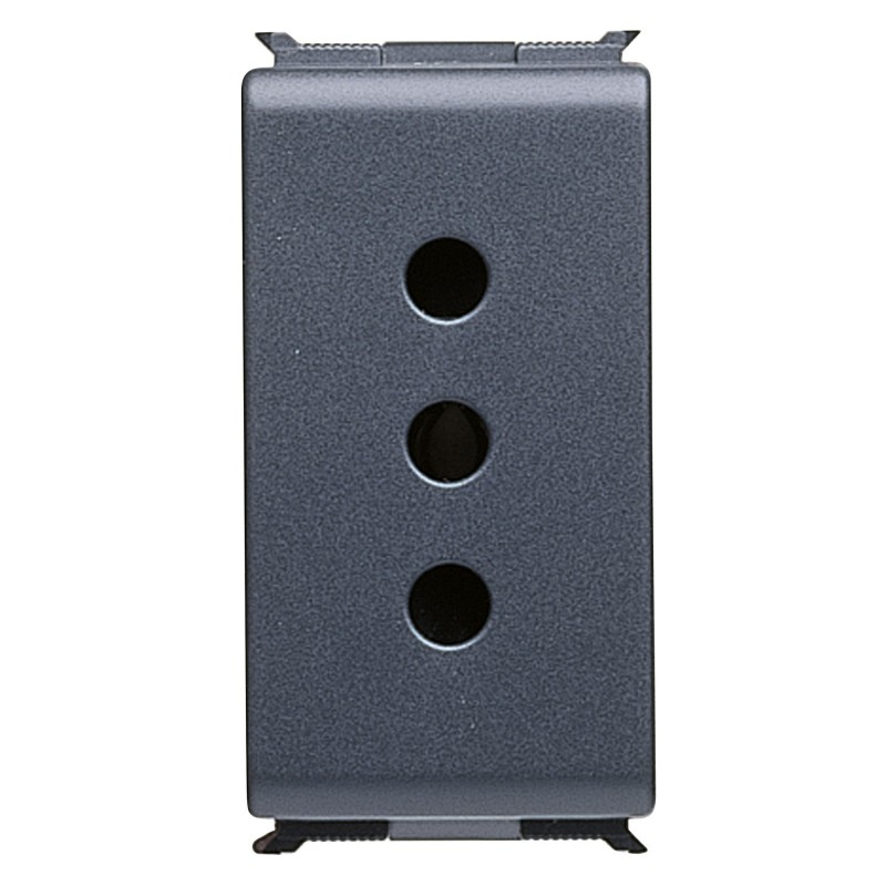 Presa 2p+T 10A 250V Gewiss Playbus 30201 Standard prezzi costi costo