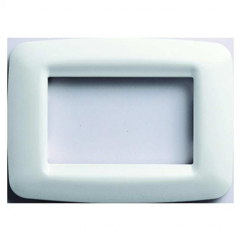 Placca Gewiss Playbus Young 3 Posti Bianco Nuvola Gw 32243 prezzi costi costo