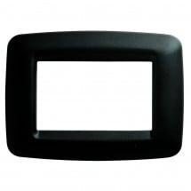 Placca 4 Posti Nero Toner Gewiss Playbus Young 32304 prezzi costi costo