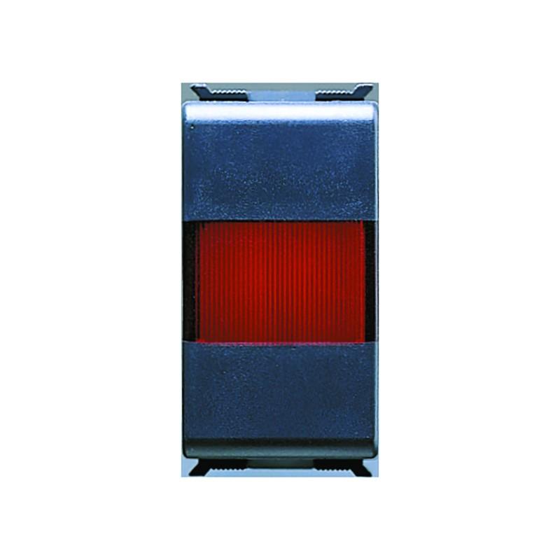 Spia di Segnalazione Rossa 12/24/250V Gewiss Playbus 30611 costi costo prezzo vendita online