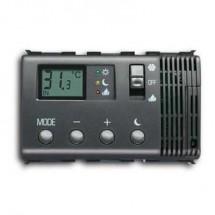 Termostato elettronico estate/inverno con ingresso per il comando a distanza della riduzione notturna 230V - 50Hz Abb Elos 2CSE1