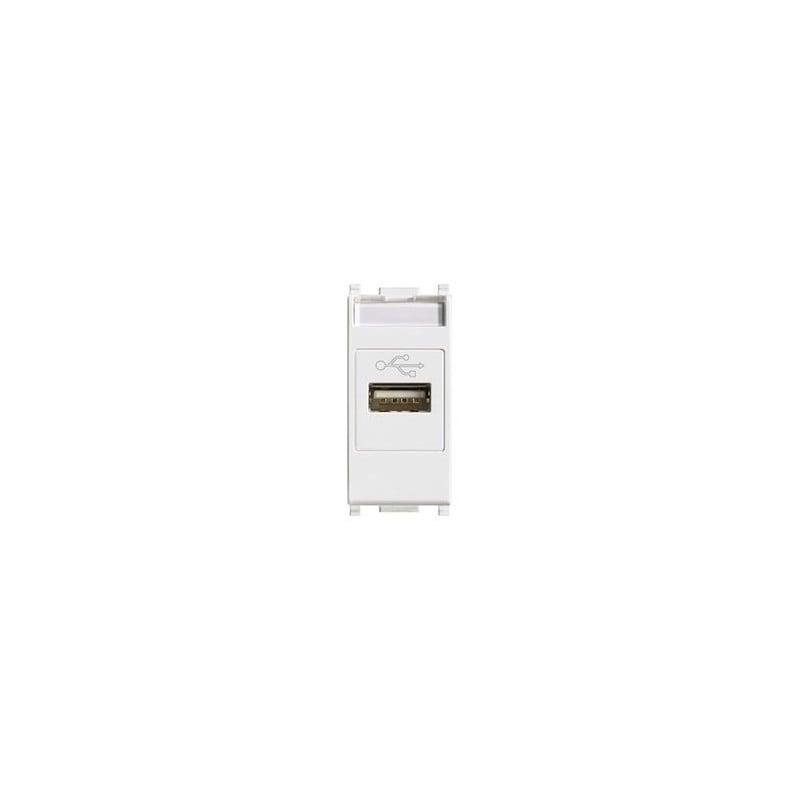 Vimar Plana 14345 - Presa USB bianco