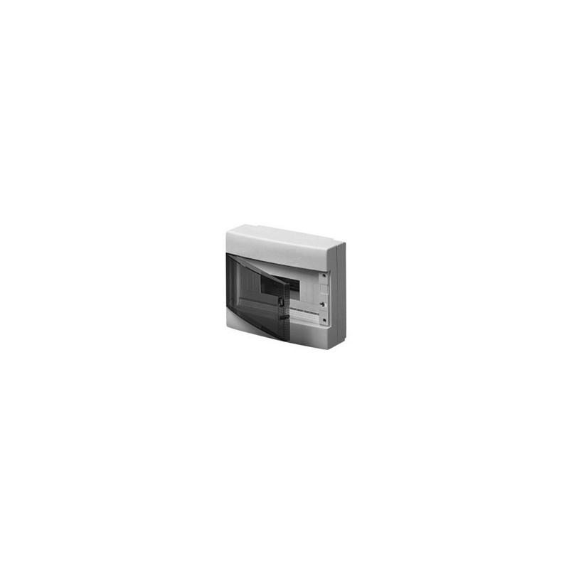 Gewiss GW40045 - Centralino da Parete 12 Moduli Porta Trasparente IP40