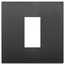 Placche Vimar Arké 19641.71 - Placca Classic 1M nero