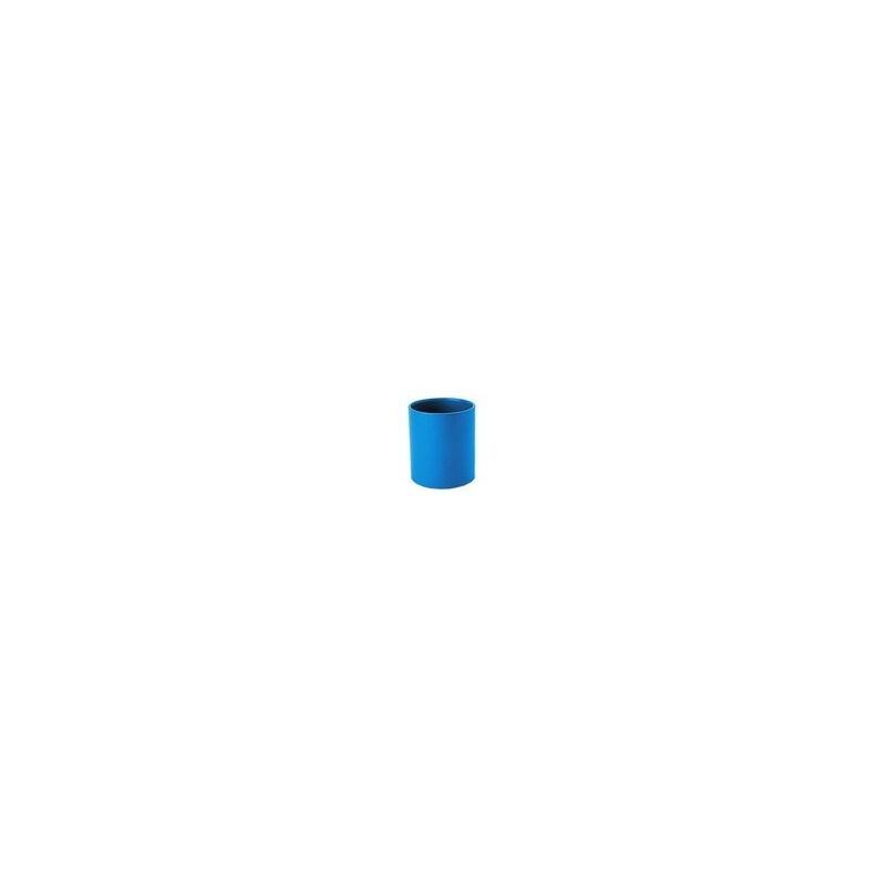 Manicotto in PVC D50mm con Battente per Aspirazione Centralizzata Enke RM250