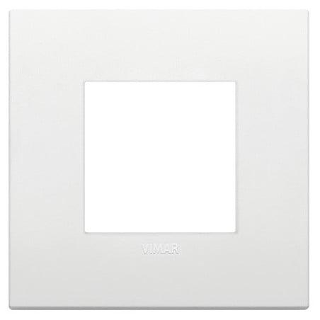 Placche Vimar Arké 19642.74 - Placca Classic 2M bianco
