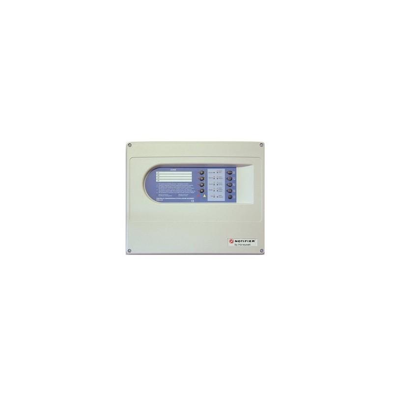 Centrale Convenzionale 4 Zone per Sistemi Incendi Piccole-Medie Dimensioni Notifier VSN4-LT-IT