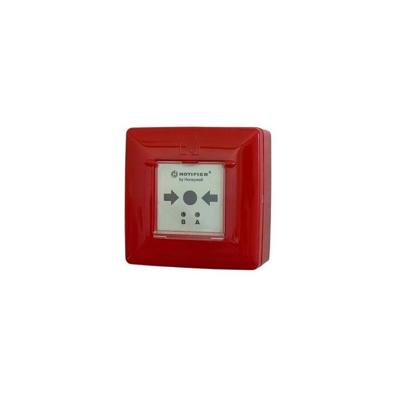 Pulsante di Allarme a Rottura Vetro Indirizzato Notifier P700