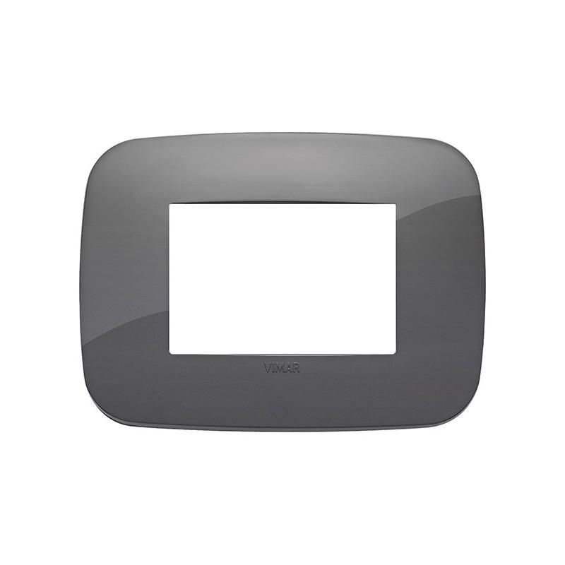 Placche vimar ark round 3m grigio - Vimar interruttori ...