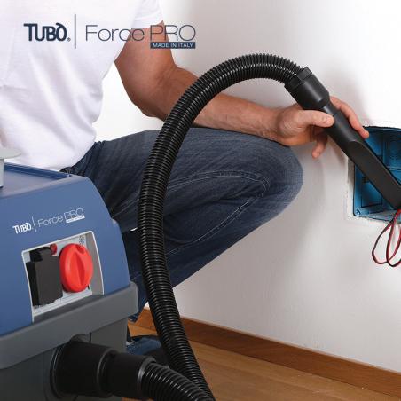 Aspirapolvere Aspiraliquidi Soffiatore Professionale Portatile TUBÒ Force PRO Aertecnica AF375