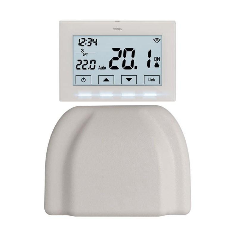 Cronotermostato wireless Smartbox Perry 1TXCR028WIFIKIT prezzi offerta promozioni economici bassi acquistare