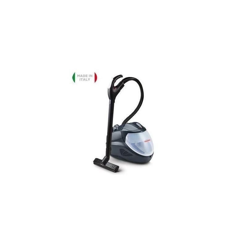 Vaporetto Lecoaspira FAV20 Pulitore a Vapore e Aspirapolvere con Filtro ad Acqua 3,5 Bar