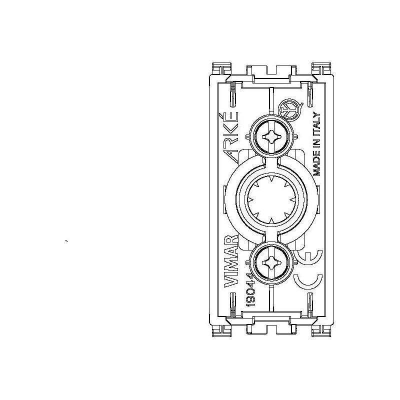 Placche Vimar Arke 19044
