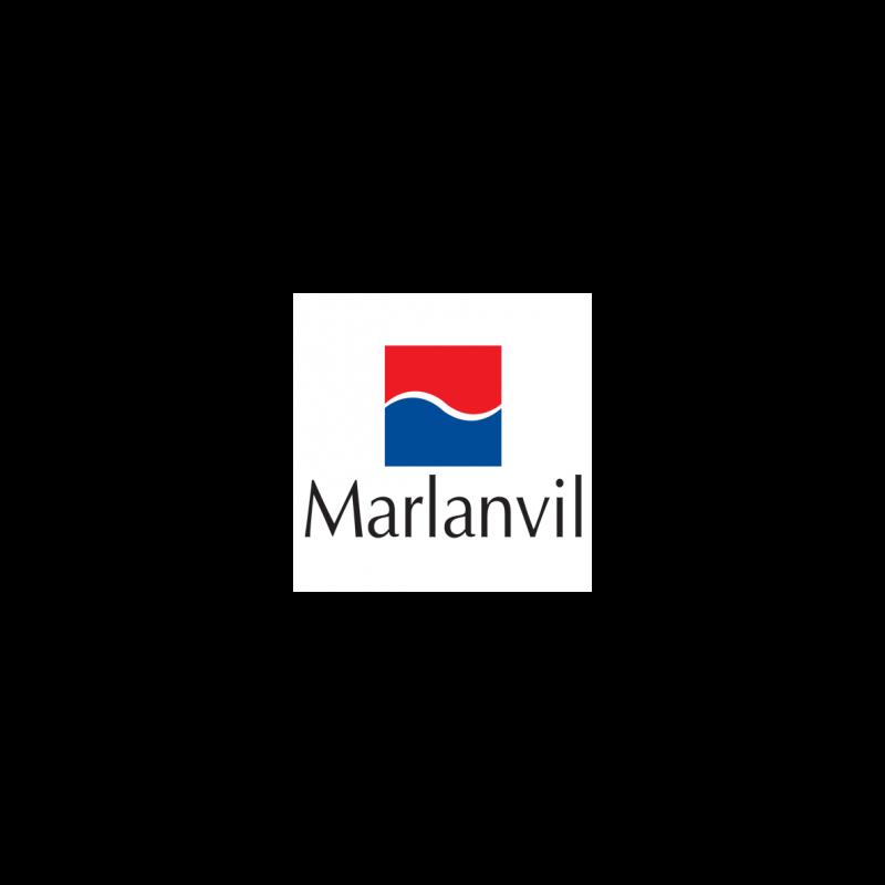 Scatola Stagna Portafrutti 1P Da Parete Per Minicanaline - Marlanvil 1501