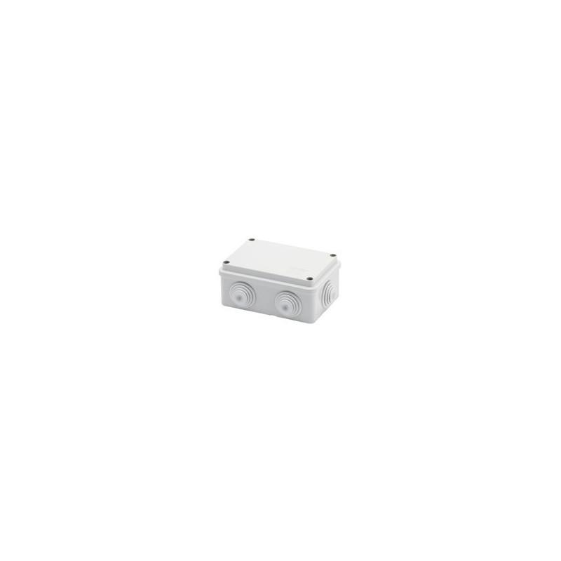Cassetta Gewiss Esterna Con Gommini Ip55, 120X80X50 GW44005
