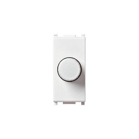 Vimar 14153 - Regolatore push-push bianco