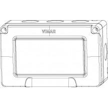 Vimar 14904 - Contenitore IP55 4M