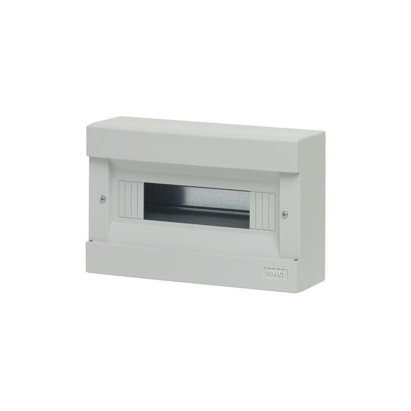 Centralino parete 12M IP40 s/PT grigio Vimar VIWV50312