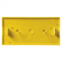 Coperchio antimalta per scatola inc. 4 Moduli Vimar VIW V71324