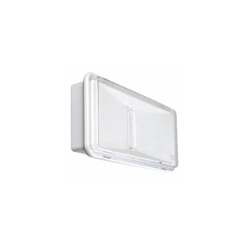 Lampada LED di Emergenza Pratica Completa IP65 3h Non Permanente Beghelli 250SE