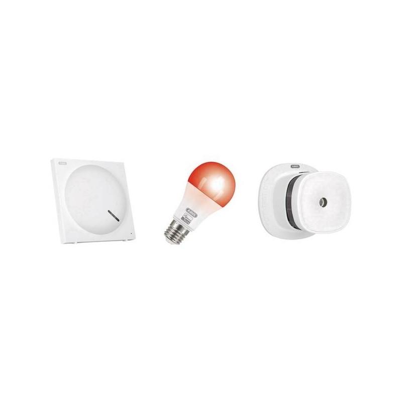 Suoneria supplementare per telefono con flash spia luminosa attacco plug