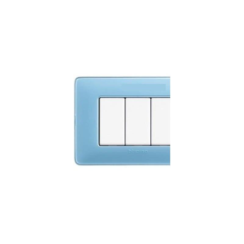 Placca Tuchese - Matix Colors - 4 Posti