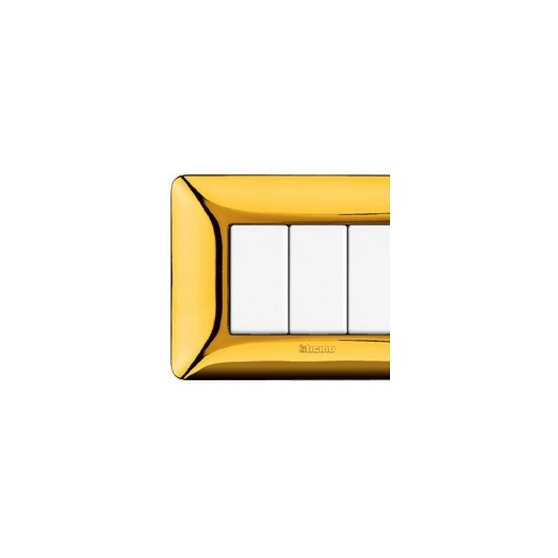 Matix - Placca Oro Lucido - 4 Posti