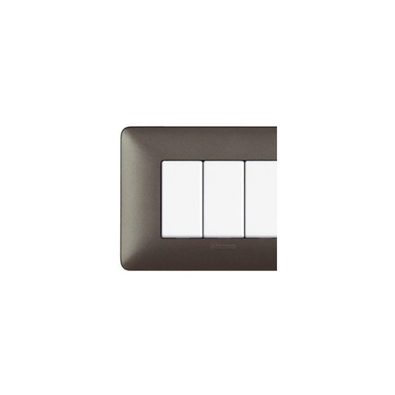 Placca 6 Moduli Iron - Matix Metallics