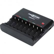 Caricabatterie universale Ansmann Powerline 8 NiCd, NiMH Ministilo (AAA), Stilo (AA)