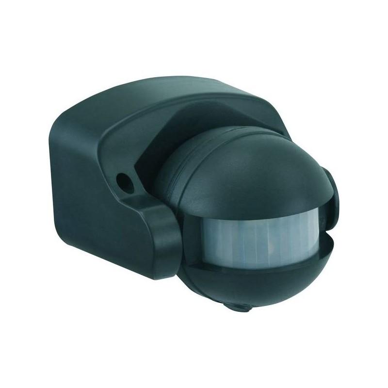 FARETTO alogeno con rilevatore di movimento smartwares ip44 BIANCO 400 Watt