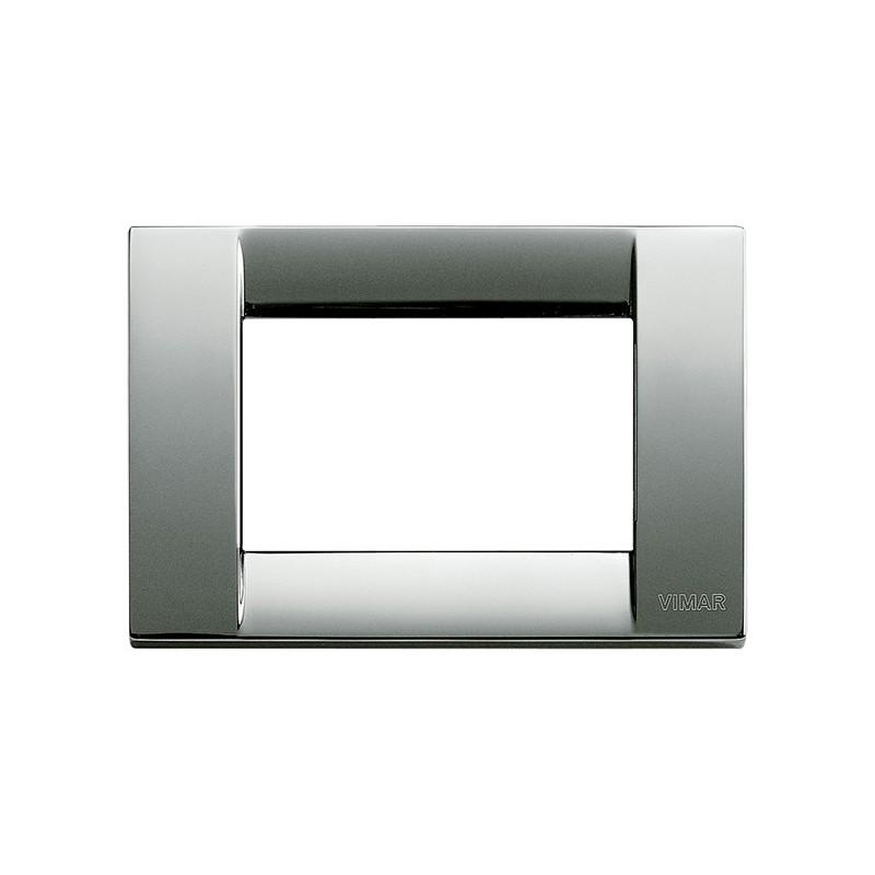 Placca col. cromo3M in metallo
