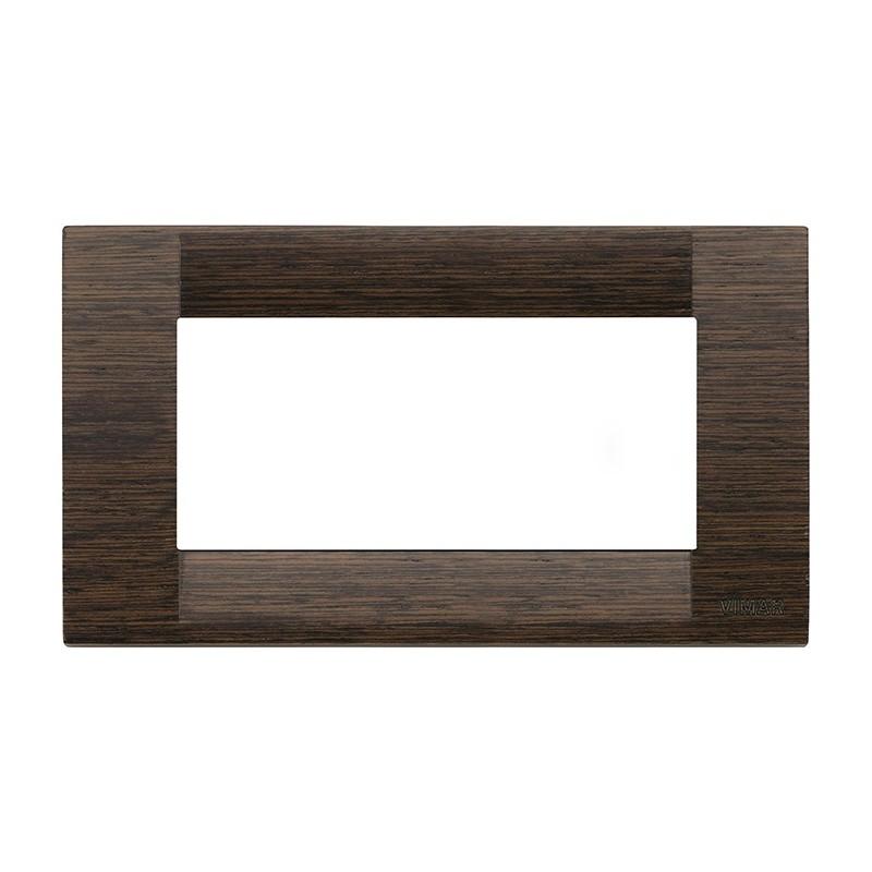 Placca in legno wengè 4M