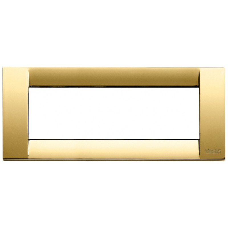 Placca oro lucido 6M