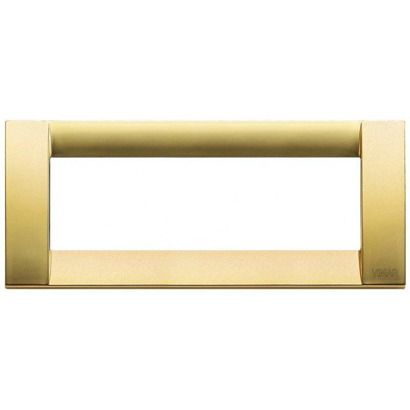Placca oro opaco 6M