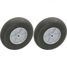 4 x valvole in metallo I argentate valvole dacciaio I universali valvole per cerchi 11,3 mm NOVIT/À