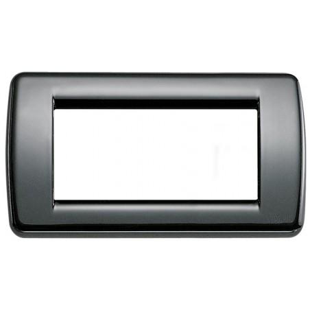 Placca nera Rondò 4 mod.