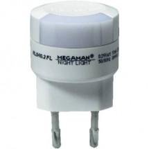 Megaman MM00103 MM00103 Luce notturna LED Arancione Bianco