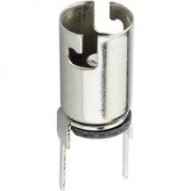 TRU COMPONENTS Porta lampada Attacco: BA9s Connessione: Pin a saldare 1 pz.