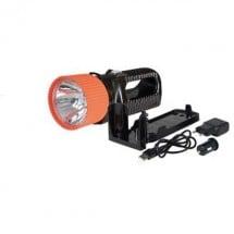 Lampada LED Luce Notturna Orientabile Luce Lampada Frontale ANTRACITE hl12