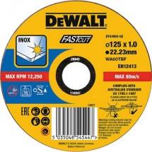 Dewalt DT43902 DT43902-QZ Disco di taglio dritto 1 pezzo 1 pz.