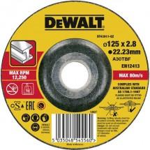 Dewalt DT43911 DT43911-QZ Disco da taglio con centro depresso 1 pezzo 1 pz.