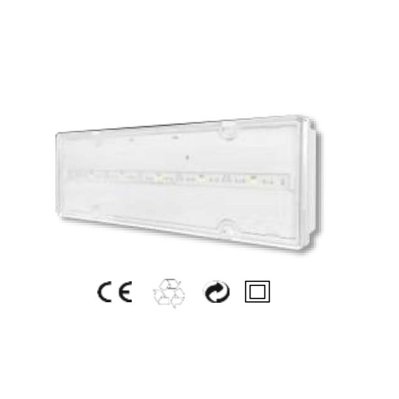 Plafoniera d'emergenza Kros Elettronica S.A. IP42 - FS42150NM10SA42Serie FAST 42
