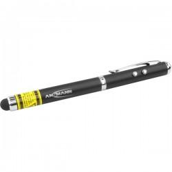 Ansmann Puntatore laser Stylus Touch 4in1