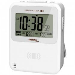 Techno Line WT 350 Quarzo Sveglia Bianco Tempi di allarme 2
