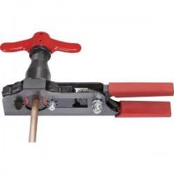 Taumel-Bordelgerat ROFLARE REVOLER, metriche, 6-8-10-12-16-18 mm Rothenberger 1000000222