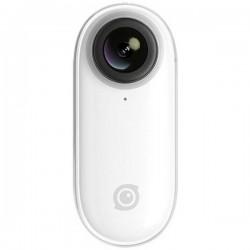 Insta360 GO Fotocamera panoramica a 360° Bianco incl. Batteria 360 gradi, Impermeabile