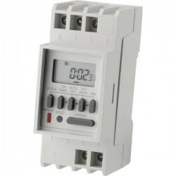 C-Control TM-848-2 Timer per guida DIN digitale 230 V/AC 16 A/250 V