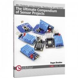 Elektor Sensor Projects - Joy-IT Senor-Kit X40 (inglese)