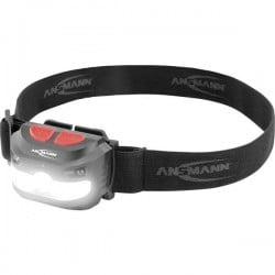 Ansmann HD250RS LED (monocolore) Lampada frontale a batteria ricaricabile 250 lm 1600-0224