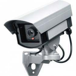 PENTATECH 24226 Videocamera finta con LED lampeggiante
